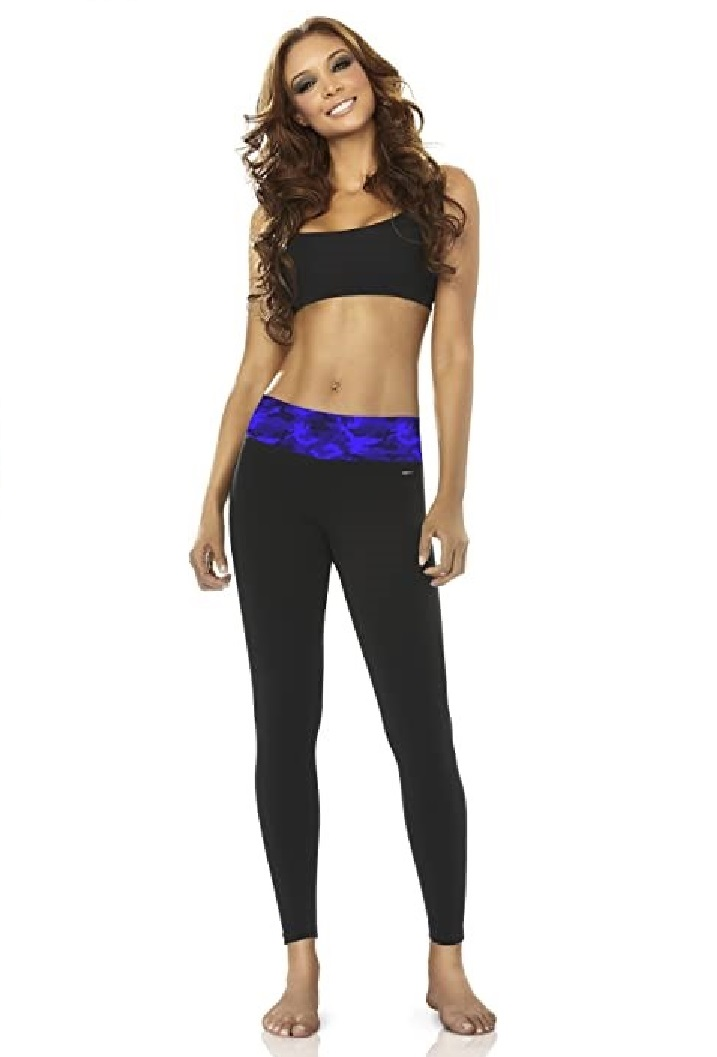 AnnChery Camouflaged Control Leggings 1.1