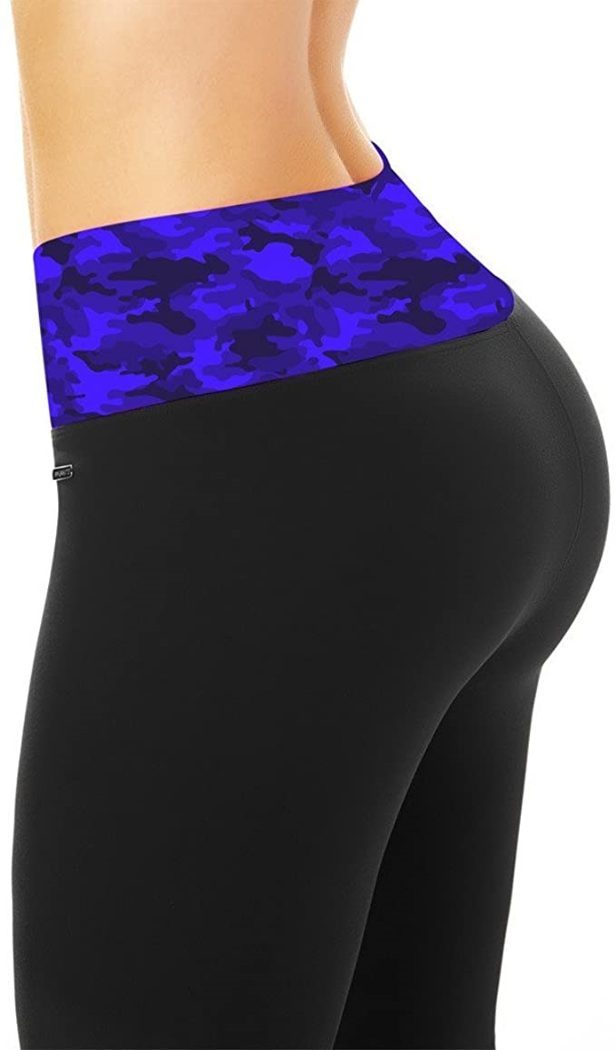 AnnChery Camouflaged Control Leggings 2